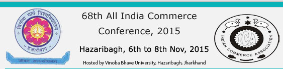 68th all india commerce confrence 2015