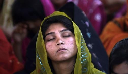 हिन्दू महिला पाकिस्तान में