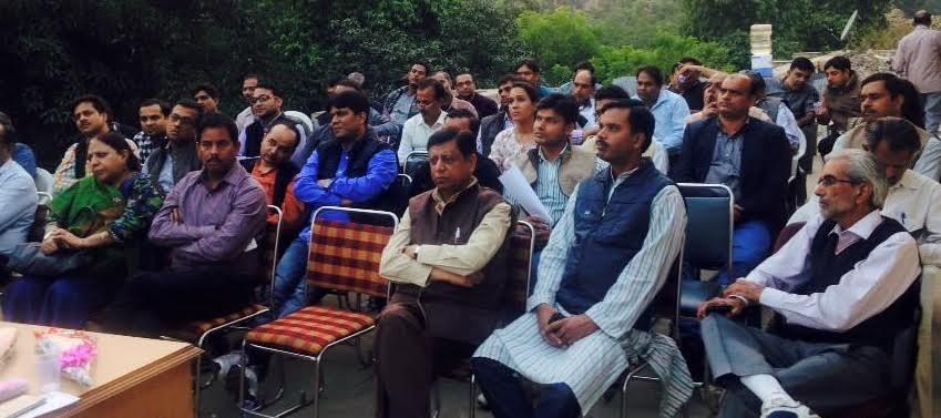 पत्रकार संघ दिल्ली के सदस्य