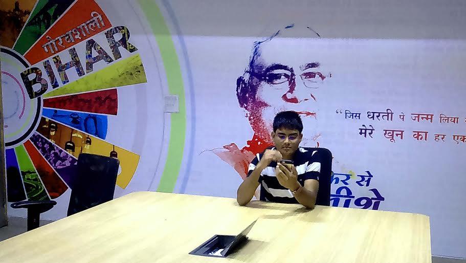 संजय मेहता टीम के साथ