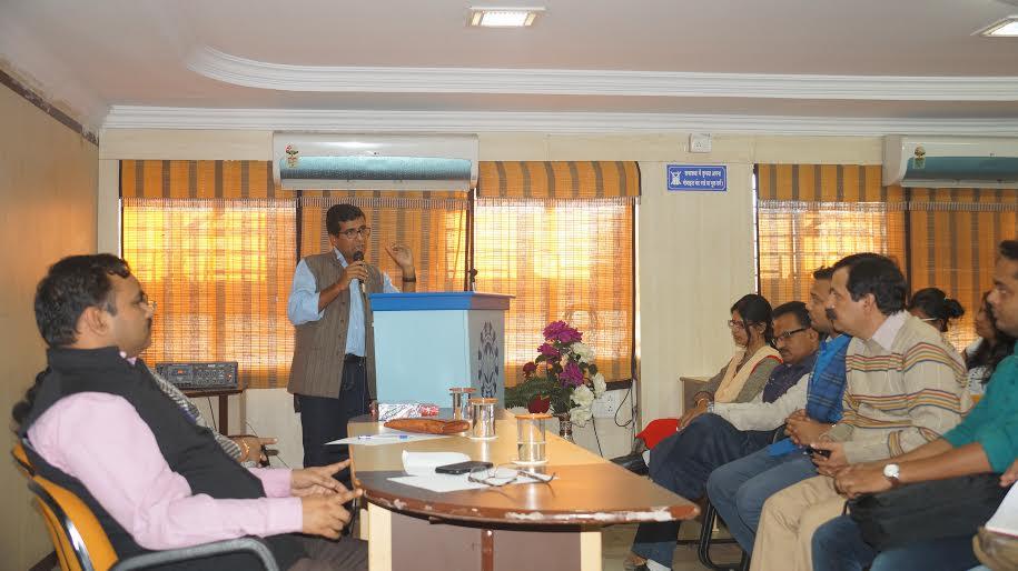 वरिष्ठ पत्रकार श्री बृजेश राजपूत