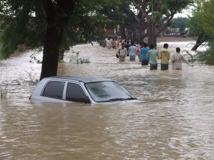 चेन्नई के बाढ़पीड़ित